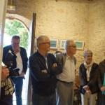Expo Marc Pabois à Arnas - Photo Catherine Vermorel
