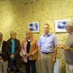 Marc Pabois, Jean-Claude Durand-Boguet, Michel Romanet-Chancrin, maire d'Arnas