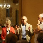Simone Vogelgesang, Philippe Lacondemine et Jean-Claude Durand-boguet