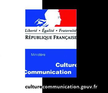Ministère de la culture Partenaire salon Des Livres en Beaujolais