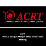 ACRT Partenaire du salon Des Livres en Beaujolais