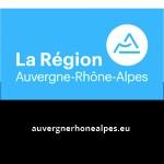 Région Auvergne-Rhône-Alpes Partenaire salon Des Livres en Beaujolais