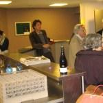 SDL Beaujolais - Fin de soirée avec Bernard Pivot