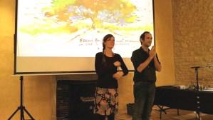 """Benjamin Flao et Clothilde Durieux - """"L'homme qui plantait des arbres"""""""