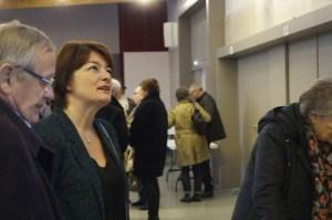 Jean-Yves Tourneux et Béatrice Berthoux - Photo Catherine Vermorel