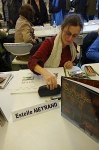 Estelle Meyrand - Photo JJ Nicoud