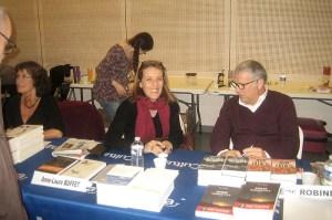 Francoise Rey - Anne-laure Buffet - Eric Robinne - Photo MH Branciard
