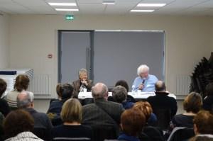 Interview Maud Tabachnik par Pierre Baizet Photo JJ. Nicoud