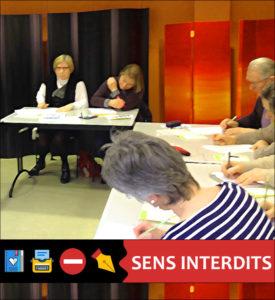 Atelier écriture photo salon des livres beaujolais 2018