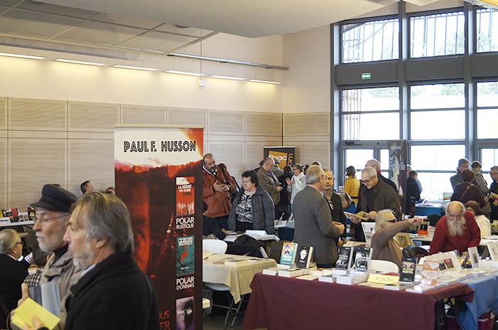 Salon des livres beaujolais 2018 photo c vermorel 30