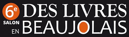 Logo 6e salon Des Livres en Beaujolais