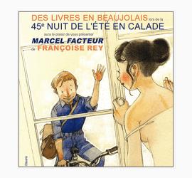 45e nuit ete calade des livres en beaujolais home