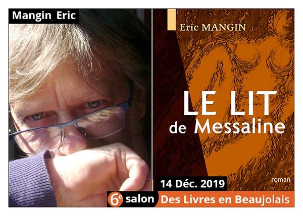 Éric Mangin - 6e Salon des Livres en Beaujolais 2019