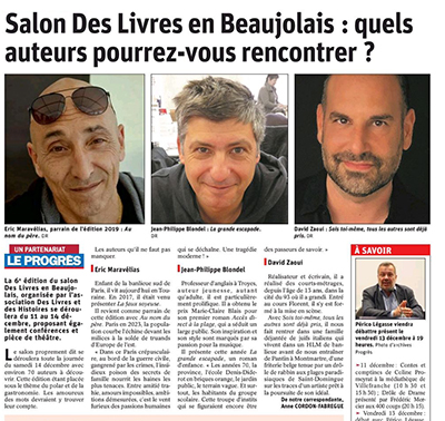 Le progres sdl beaujolais 191208 home