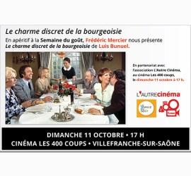 Film le charme discret de la bourgeoisie home