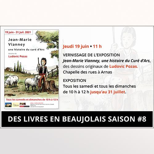 Des livres en Beaujolais saison #8