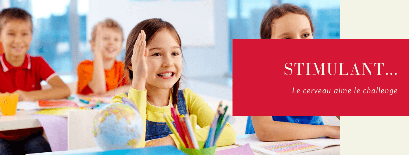 stimuler l'apprentissage