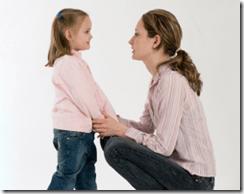 Je partage avec mon enfant mes sentiments et mes émotions et nomme mon besoin.