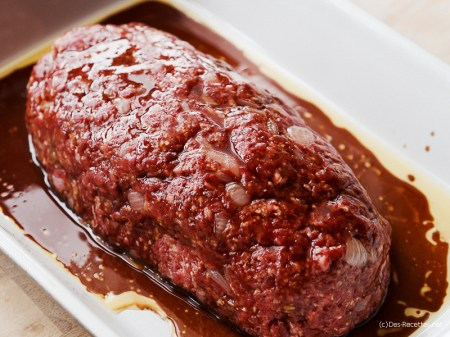 Pain de viande orientale