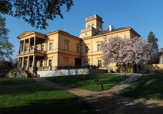Villa Lanna AV ČR, v.v.i. v Praze 6