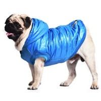 Hooded Down Jacket Parka Waterproof Pet Dog Winter Warm ...