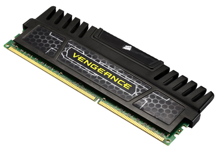 CORSAIR VENGEANCE 8GB 1600MHz DDR3 Memory Module for Computer