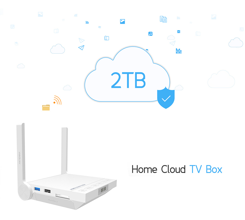 LAKE I Home Cloud TV Box EU PLUG-$75.99 Online Shopping