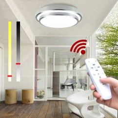 Led Ceiling Light Living Room Bob Discount Furniture Sets Lights Change Color Temperature Lamp 20w Smart Remote Control Dimmable Bedroom