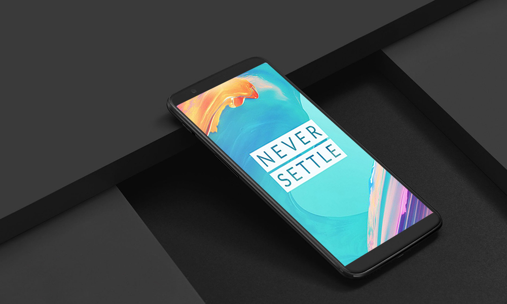 OnePlus 5T 4G Phablet Android 7.1 6.01 inch Snapdragon 835 Octa Core 2.45GHz 6GB RAM 64GB ROM 16.0MP + 20.0MP Dual Rear Cameras Full Optic AMOLED Screen Fingerprint Scanner