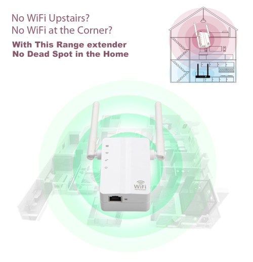 small resolution of kr43ed wifi range extender wireless router repeater white us plug 2 pin