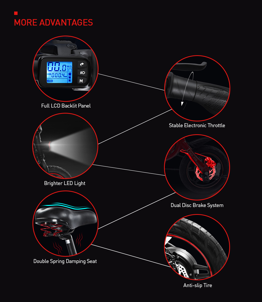 hight resolution of f wheel dyu d3 outdoor aluminum alloy smart folding electric bike moped bicycle black