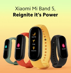 Xiaomi Miband 5 Smart Bracelet Wristband Oxygen Saturation Monitoring Supports NFC Amazon Alexa Voice Assistant 5 Sport Modes Phone Take Photo - Black Global Version