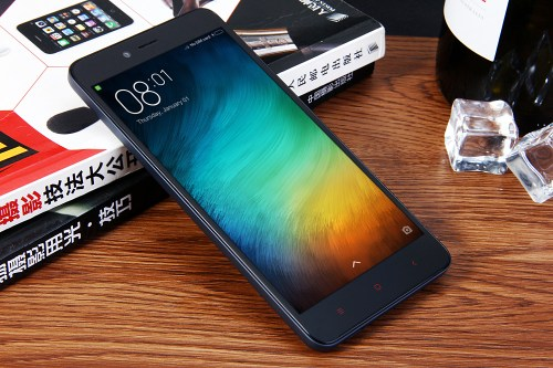 XIAOMI RedMi Note 2 Android 5.0 4G Phablet with 5.5 inch FHD Screen MTK Helio X10 64bit 2.2GHz Octa Core 2GB RAM + 32GB ROM