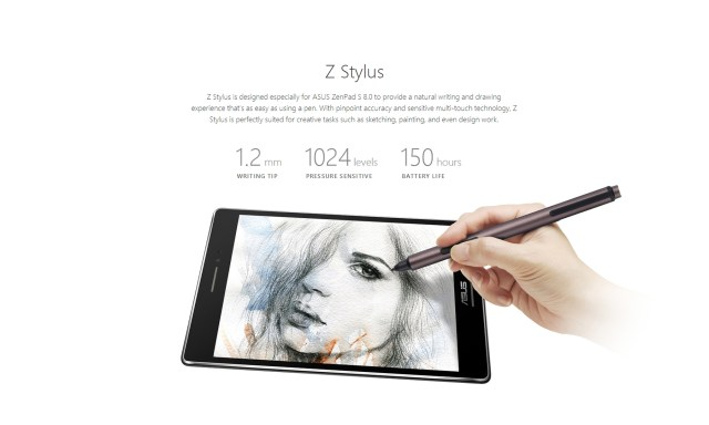 ASUS ZenPad S 8.0 Z580CA Tablet PC 8.0 inch Android 5.0 IPS OGS Screen Intel Atom Z3580 Quad Core 1.83GHz 4GB RAM 64GB ROM Dual WiFi Ambient Light Sensor