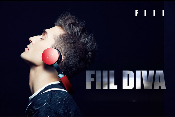 FIIL DIVA HiFi Music Wireless Bluetooth 4.1 Headphones MAF Active Noise-canceling Touch Control