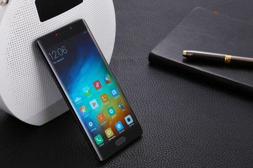Xiaomi Mi Note 2 Global Version 5.7 inch Arc Screen 4G Phablet MIUI 8 or Above Snapdragon 821 Quad Core 22.56MP Rear Camera Type-C Quick Charge 3.0