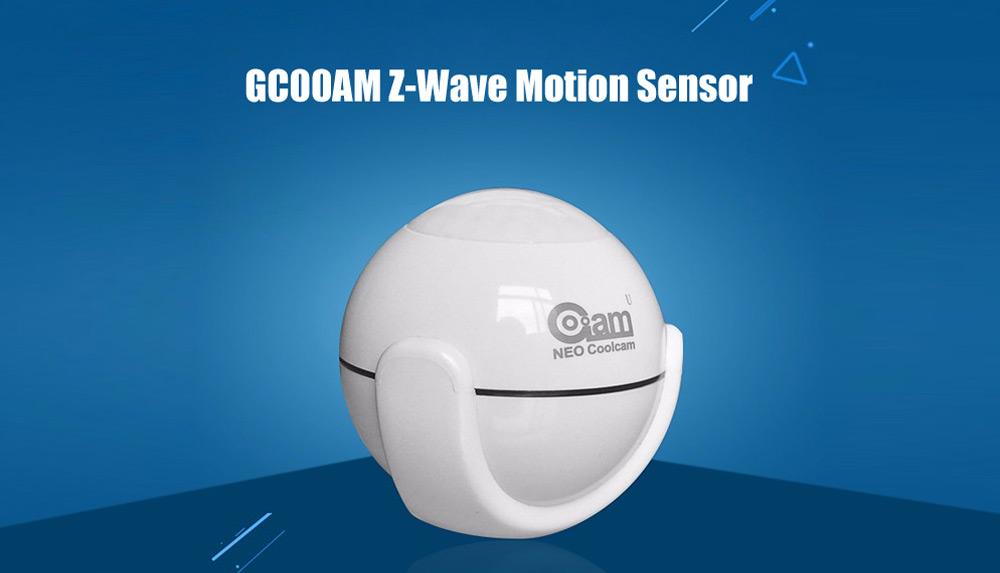 GC00AM NAS - PD01Z Z-Wave PIR Motion Sensor Système domotique