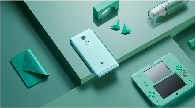 Xiaomi Redmi Note 4X 4G Phablet Android 6.0 5.5 inch Snapdragon 625 Octa Core 2.0GHz Fingerprint Scanner 5.0MP + 13.0MP Cameras