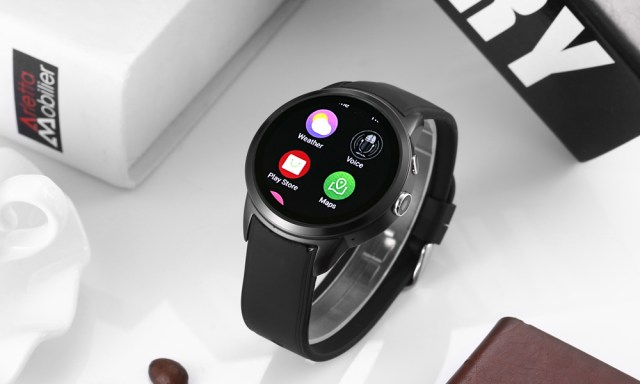 Ourtime X200 3G Smartwatch Phone 1.39 inch Android 5.1 MTK6580 Quad Core 1.3GHz 512MB RAM 8GB ROM Bluetooth 4.0 Pedometer GPS IP67 Waterproof