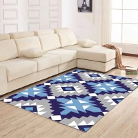 Colormix 80x120cm Home Living Room Floor Mat Fashionable ...