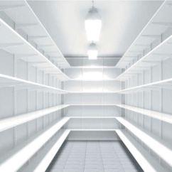 Kitchen Pantry Storage Diamond Cabinets Store | 90cm X 30cm Deep Melamine Elfa Shelf