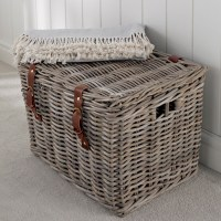 STORE | Fisherman's Wicker Basket - Large