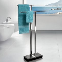 Utility Cabinets For Kitchen Wall Units Store | Duo Freestanding Towel Rail