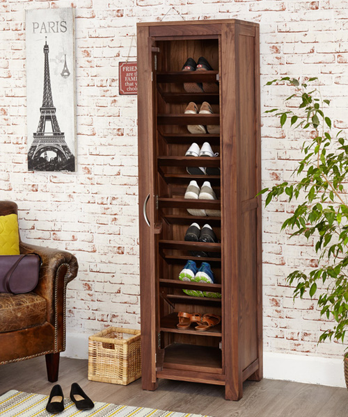 kitchen cupboard gadgets staining cabinets darker store   tall shoe - mayan