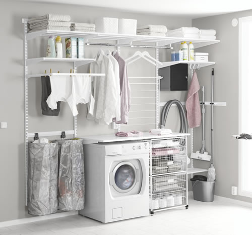 STORE  Elfa Utility Room  Best Selling Solution 2