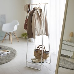 Hanging Chair And Stand Target Desk Chairs Store | Slimline Coat With Shelf - Scandi