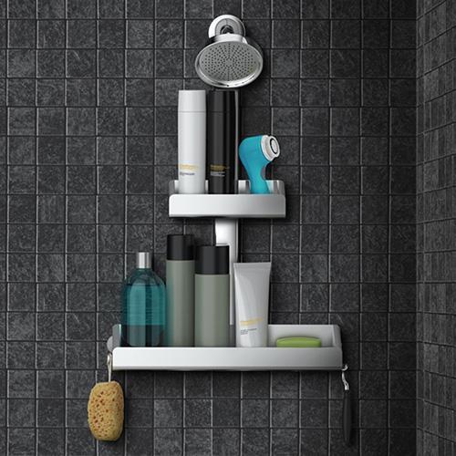 STORE  Shower Shelf Caddy  Simplehuman