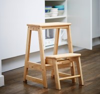 STORE | Folding Wooden Step-Stool