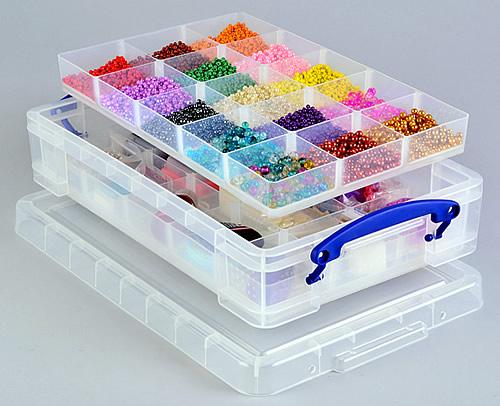 Hobby Storage Box  4 Ltr Really Useful Box  Really