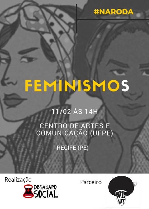 FEMINISMOS FLYER